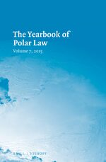 The Yearbook of Polar Law Volume 7, 2015