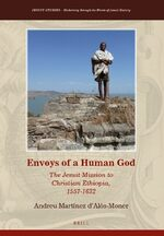 Cover Envoys of a Human God