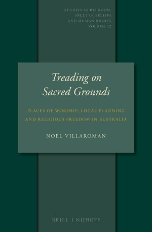 Cover Treading on Sacred Grounds