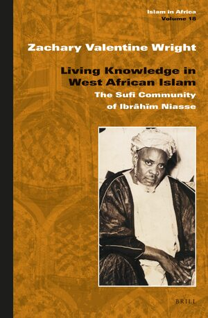 Cover Living Knowledge in West African Islam