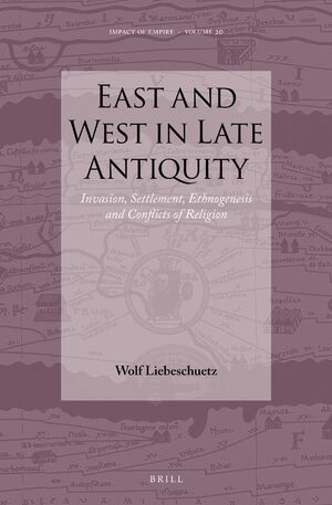 Cover East and West in Late Antiquity