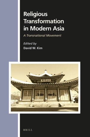 Cover Religious Transformation in Modern Asia