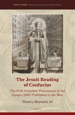 Cover The Jesuit Reading of Confucius