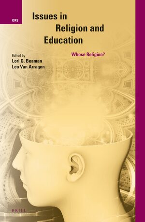 Cover Issues in Religion and Education