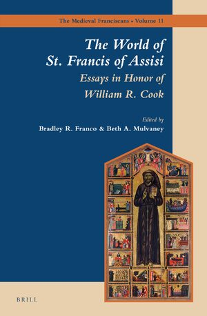 Cover The World of St. Francis of Assisi