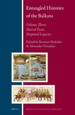 Cover Entangled Histories of the Balkans - Volume Three