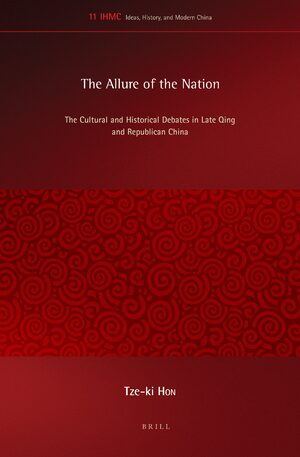 Cover The Allure of the Nation