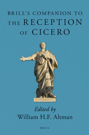 Cover Brill's Companion to the Reception of Cicero