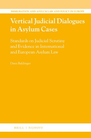 Cover Vertical Judicial Dialogues in Asylum Cases