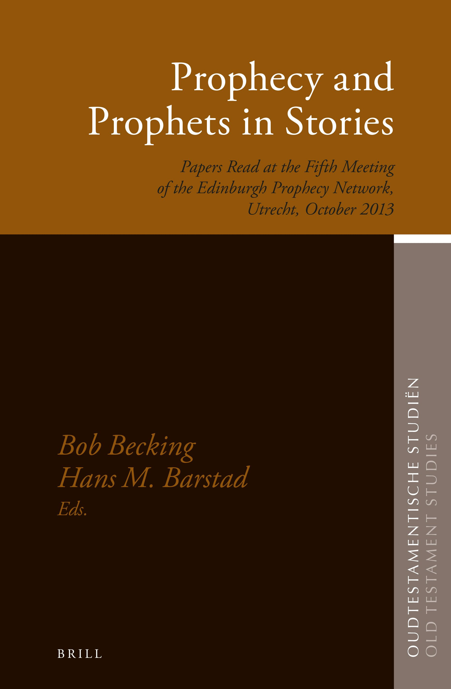 PROPHETIC JOURNALS Volume l