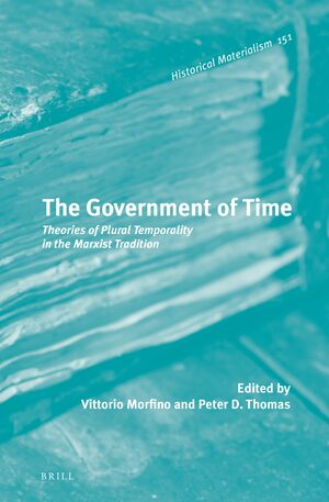 Cover The Government of Time
