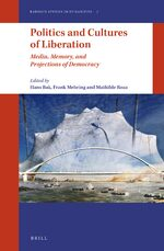 Cover Politics and Cultures of Liberation