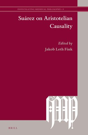 Cover Suárez on Aristotelian Causality