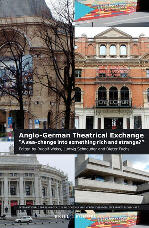 Cover Anglo-German Theatrical Exchange