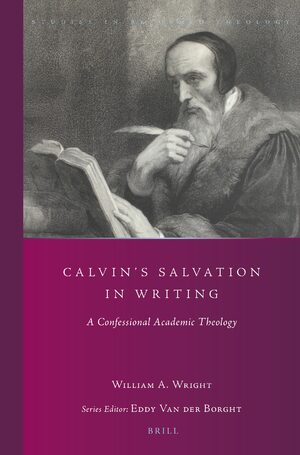 Cover Calvin's Salvation in Writing: