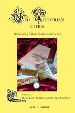 Cover Neo-Victorian Cities
