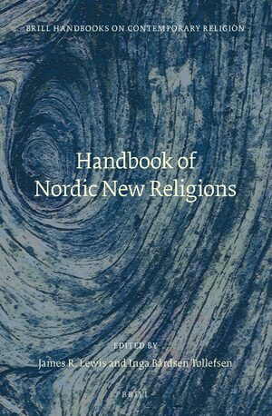 Cover Handbook of Nordic New Religions