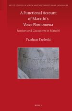 Cover A Functional Account of Marathi's Voice Phenomena