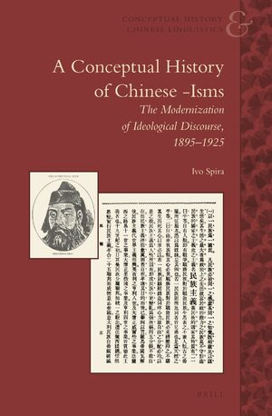 Cover A Conceptual History of Chinese -Isms