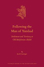 Cover Following the Man of Yamhad