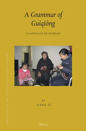 Cover A Grammar of Guìqióng