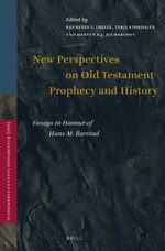 Cover New Perspectives on Old Testament Prophecy and History