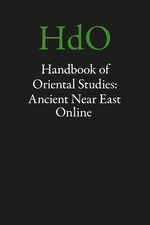 Cover Scripts (Research) and Ancient History of the Near East