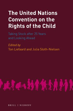 Cover The United Nations Convention on the Rights of the Child