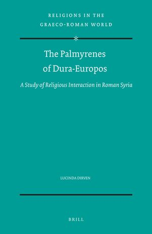 Cover The Palmyrenes of Dura-Europos