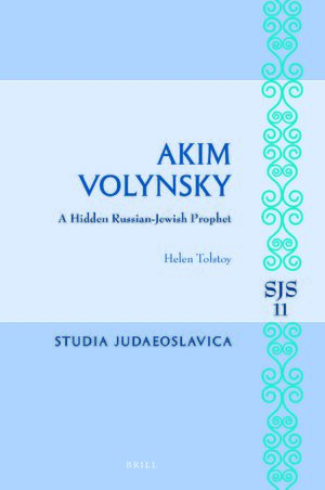 Cover Akim Volynsky