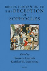 Cover Brill's Companion to the Reception of Sophocles
