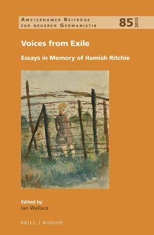 Cover Voices from Exile