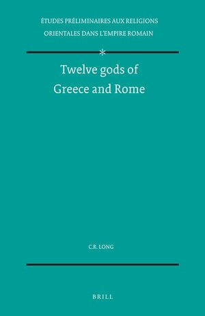 Twelve gods of Greece and Rome