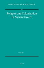 Cover Religion and Colonization in Ancient Greece