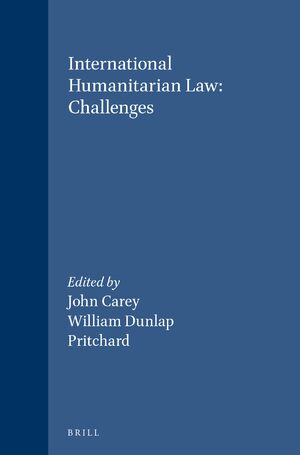 International Humanitarian Law: Challenges