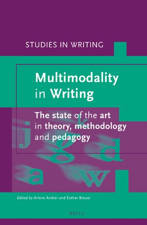 Cover Multimodality in Writing