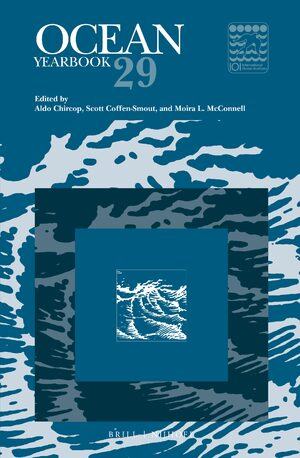 Cover Ocean Yearbook 29