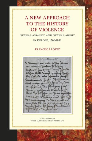 A New Approach to the History of Violence