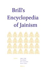 Cover Brill's Encyclopedia of Jainism