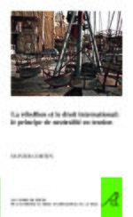 Cover La rébellion et le droit international