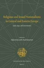 Cover Religious and Sexual Nationalisms in Central and Eastern Europe