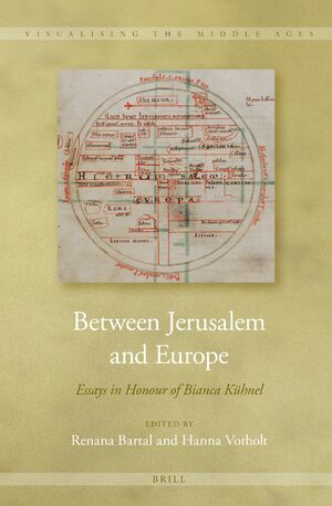 Cover Between Jerusalem and Europe