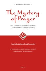 Cover The Mystery of Prayer