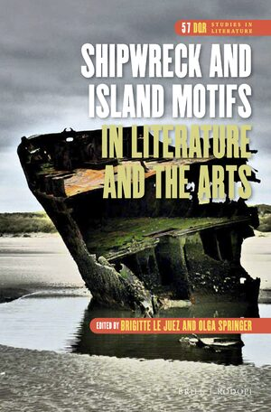 Cover Shipwreck and Island Motifs in Literature and the Arts