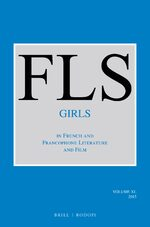 Cover Girls in French and Francophone Literature and Film