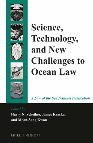Cover Science, Technology, and New Challenges to Ocean Law