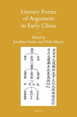 Cover Literary Forms of Argument in Early China