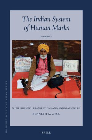 Cover The Indian System of Human Marks (2 vols)