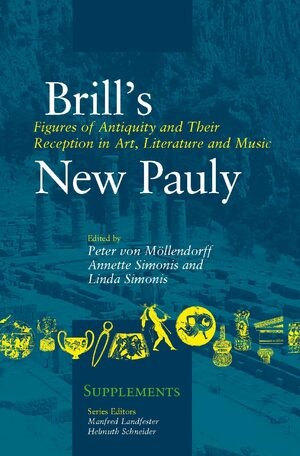 Cover Figures of Antiquity and their Reception in Art, Literature and Music