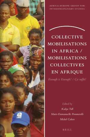 Cover Collective Mobilisations in Africa / Mobilisations collectives en Afrique